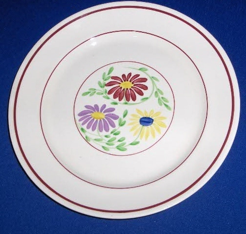 1443 Unknown  sc 1 st  Southern Potteries / Blue Ridge Dinnerware : crab design dinnerware - pezcame.com